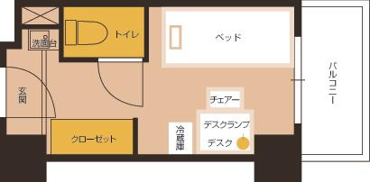 部屋サンプル/大岡インターナショナルレジデンス